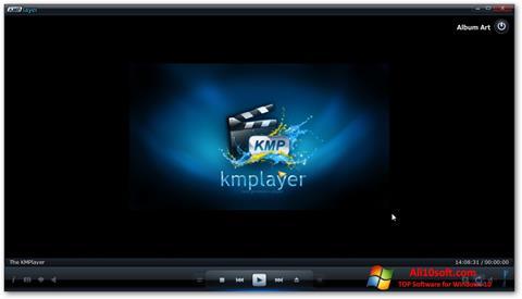 Скріншот KMPlayer для Windows 10